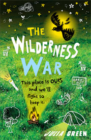 Wilderness War cover